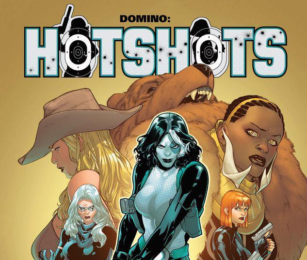 DOMINO: HOTSHOTS TPB #1