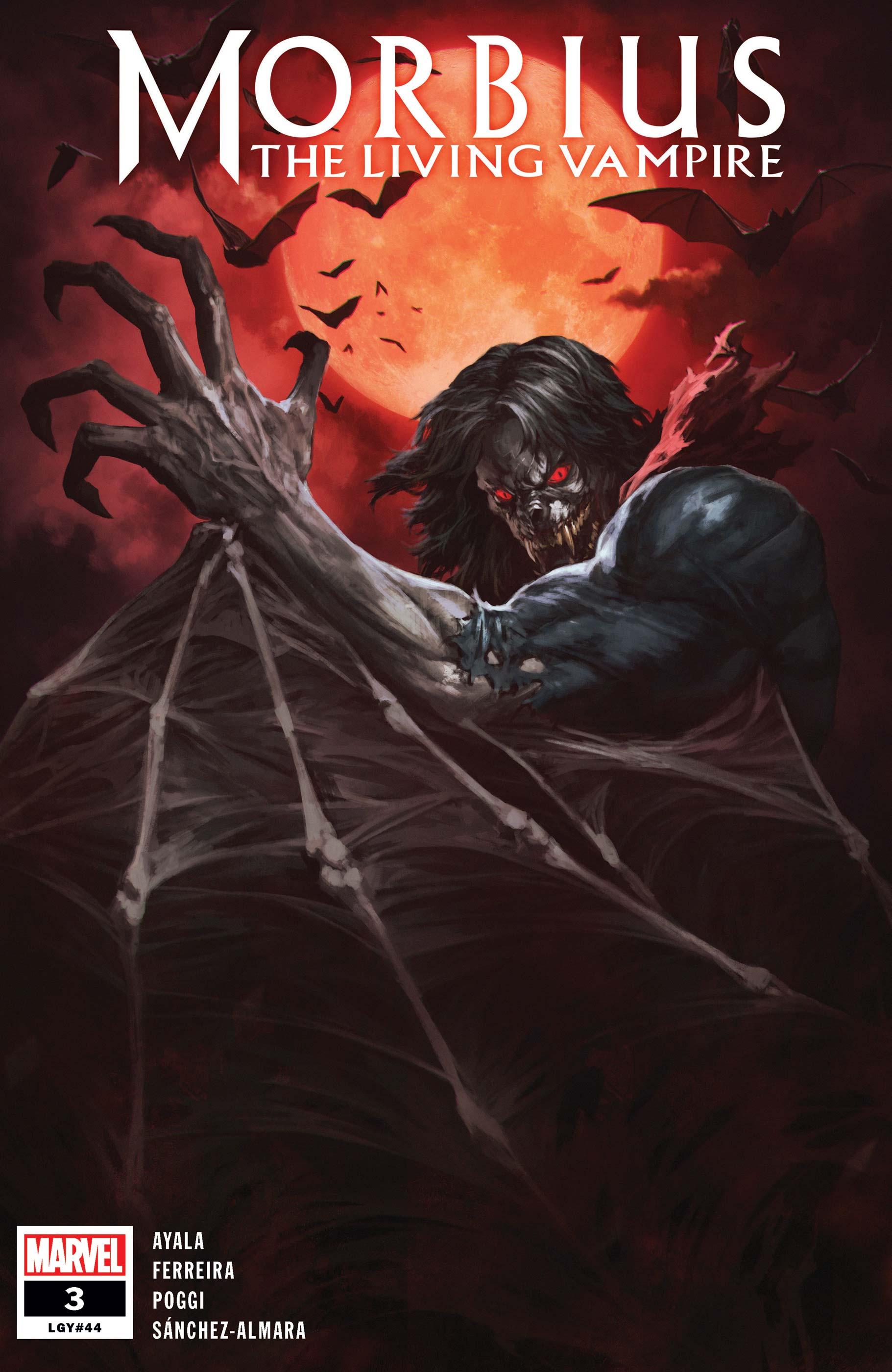 Morbius (2019) #3