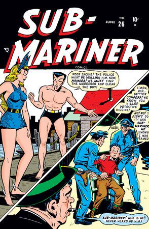 Sub-Mariner Comics #26