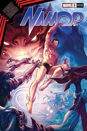 King in Black: Namor (2020) #3 (Variant)