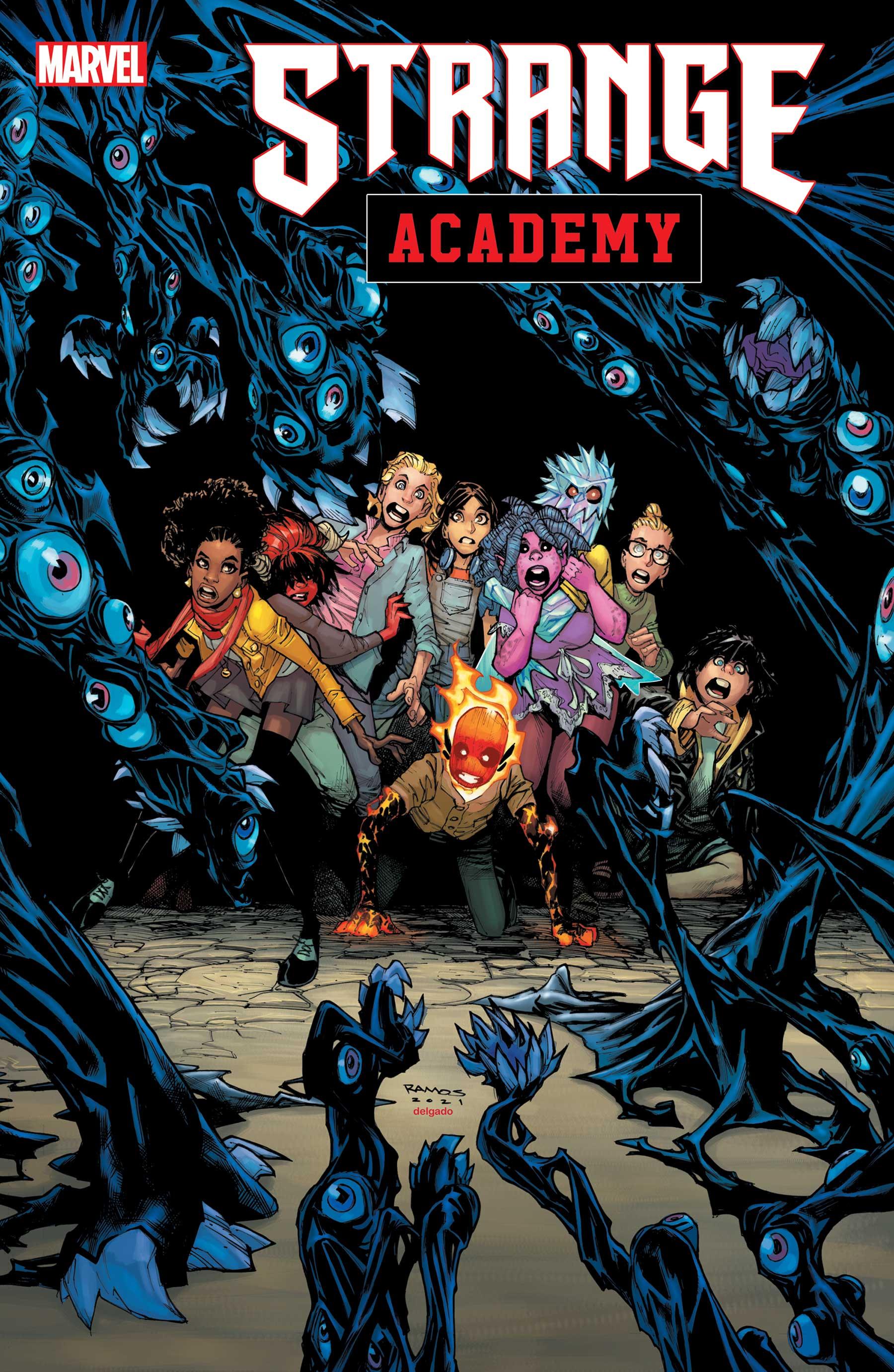Strange Academy (2020) #12