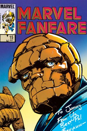 Marvel Fanfare #15