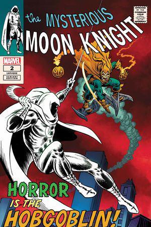 Moon Knight #2  (Variant)