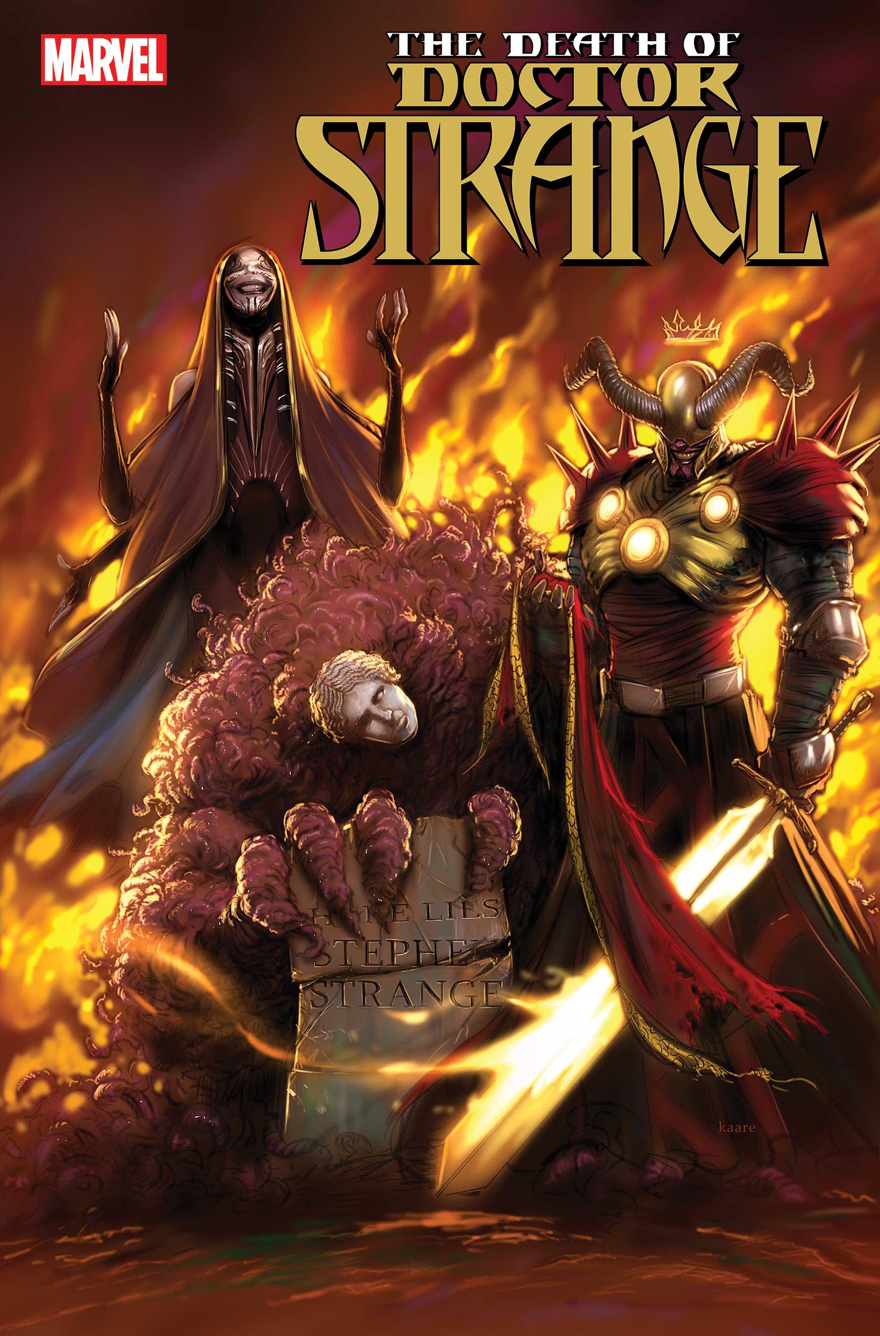 Death of Doctor Strange (2021) #3