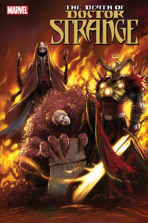 Death of Doctor Strange #3