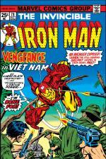 Iron Man (1968) #78 cover