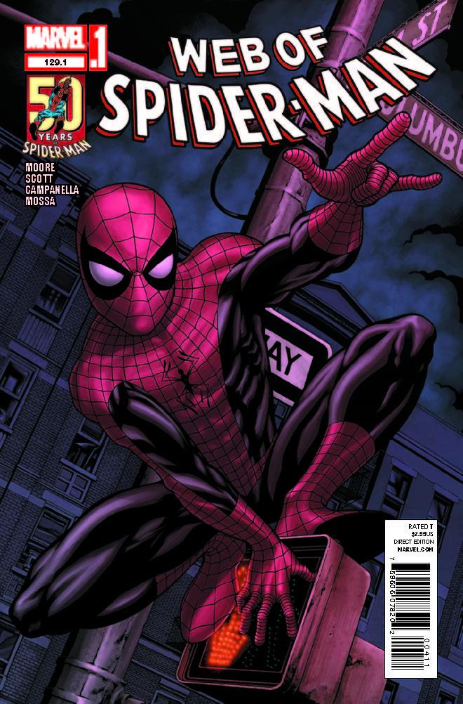 Peter Parker, Spider-Man (2012) #4