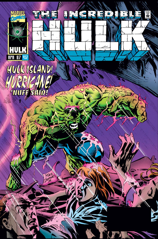 Incredible Hulk (1962) #452