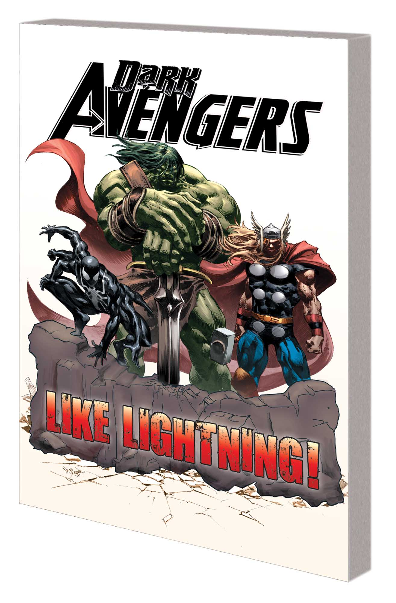 DARK AVENGERS: THE END IS THE BEGINNING (Trade Paperback)