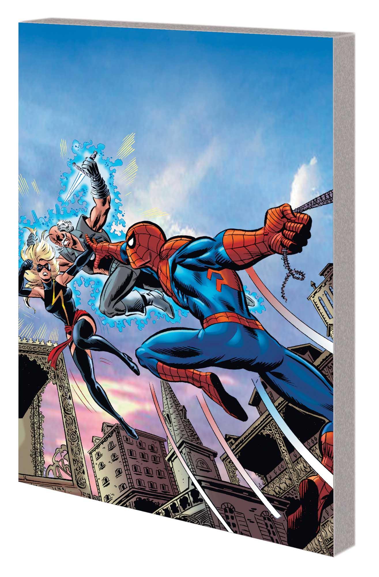 Essential Marvel Team-Up (Trade Paperback)