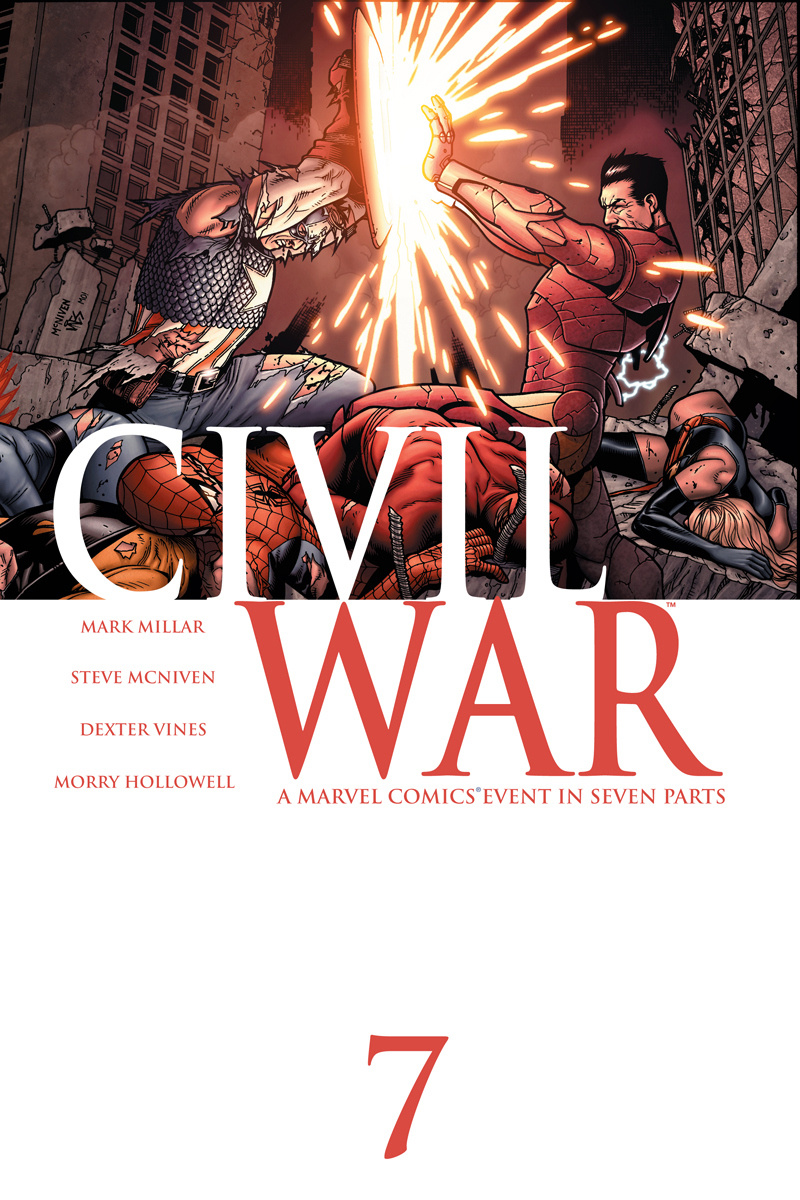 Civil War (2006) #7