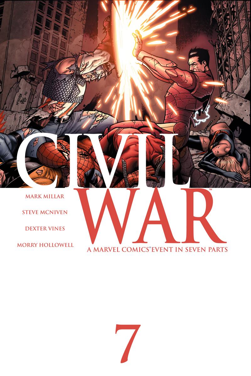 Civil War (2006) #7