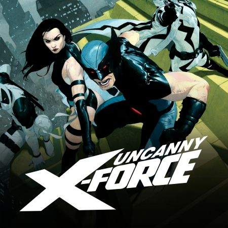 Uncanny X-Force (2010 - 2012)