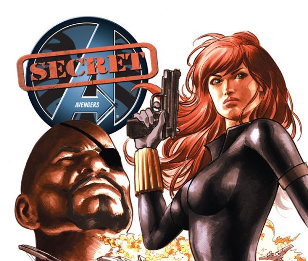 cover from Secret Avengers (2013) #2 (Deodato Variant)