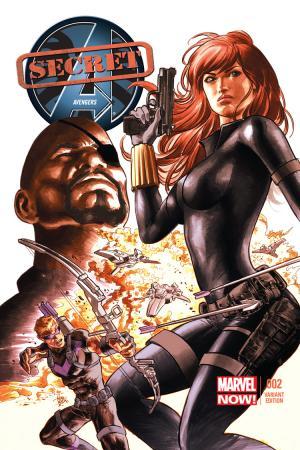 Secret Avengers (2013) #2 (Deodato Variant)