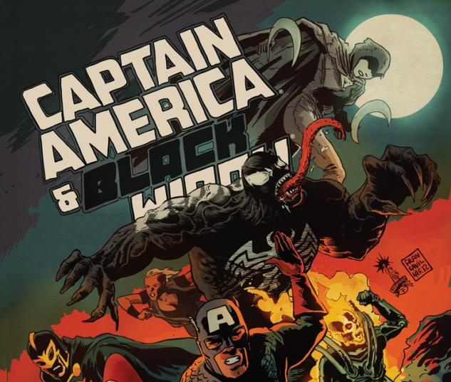 Cover: Captain America and... (2012) #640