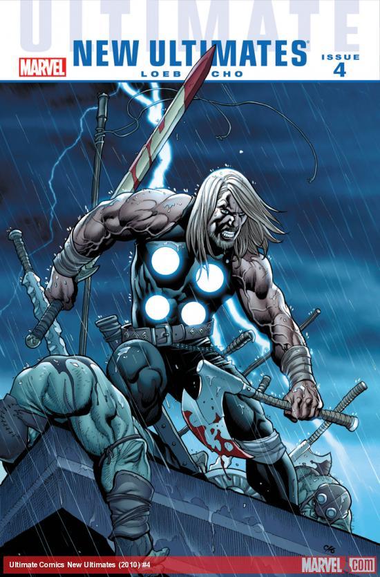Ultimate Comics New Ultimates (2010) #4