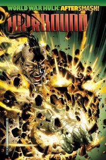 World War Hulk: Warbound #4