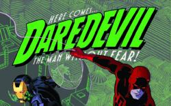 DAREDEVIL 26 RIVERA VARIANT (WITH DIGITAL CODE)