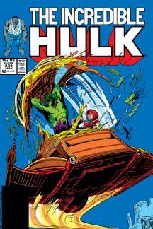 Incredible Hulk #331