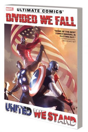 Ultimate Comics Divided We Fall, United We Stand (Trade Paperback)