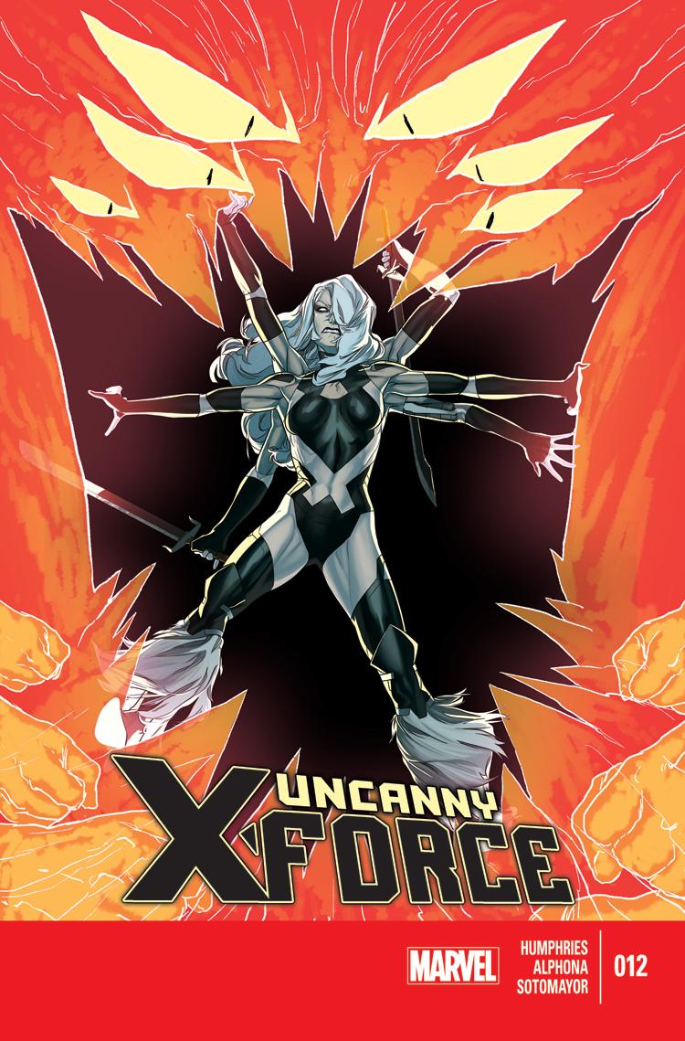 Uncanny X-Force (2013) #12