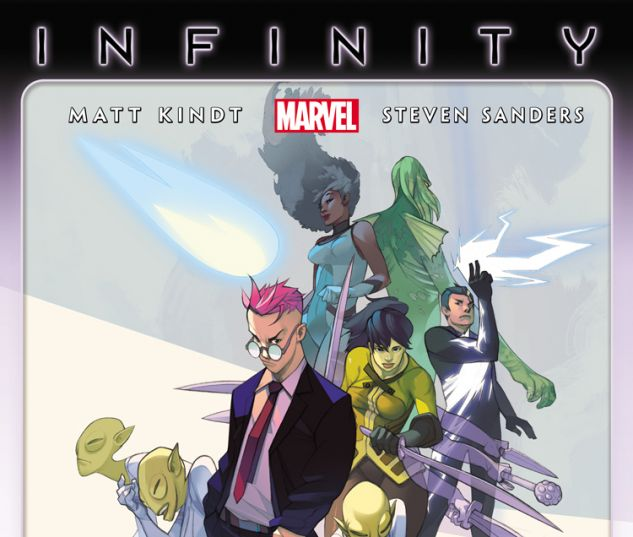 INFINITY: THE HUNT 3 (INF, WITH DIGITAL CODE)