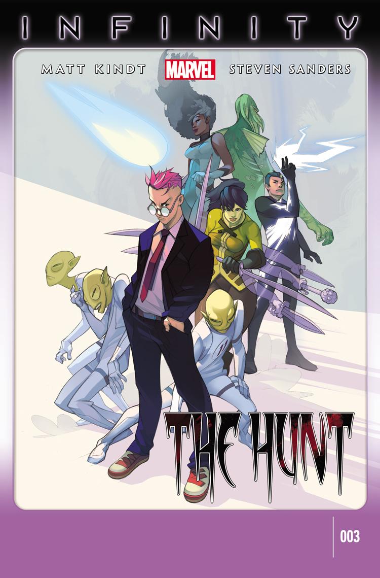 Infinity: The Hunt (2013) #3