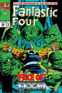 Fantastic Four (1961) #380