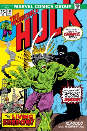 Incredible Hulk (1962) #184
