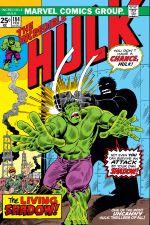 Incredible Hulk (1962) #184 cover