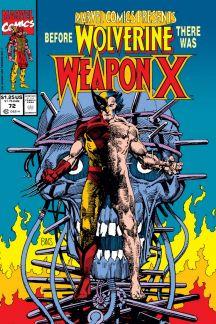 Marvel Comics Presents (1988) #72