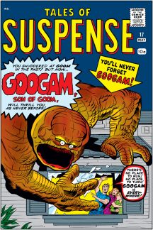 Tales of Suspense #17