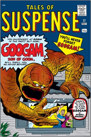 Tales of Suspense (1959) #17