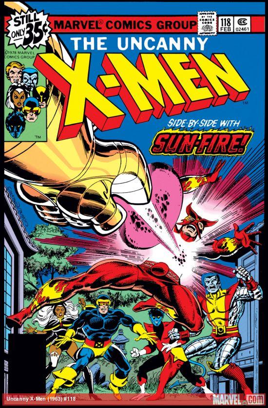 Uncanny X-Men (1963) #118