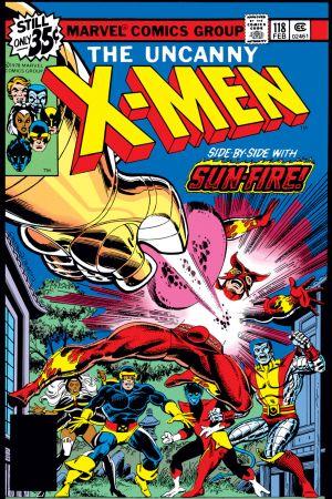 Uncanny X-Men #118