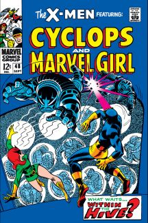 Uncanny X-Men #48