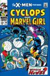 Uncanny X-Men (1963) #48 Cover