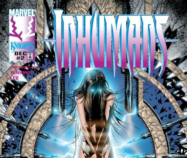 Inhumans (1998) #2