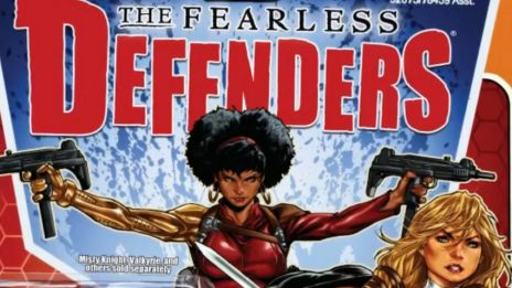 Marvel AR: Fearless Defenders #2 Cover Recap