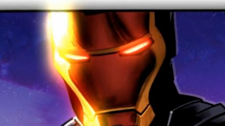 Marvel AR: Iron Man #5 Cover Recap