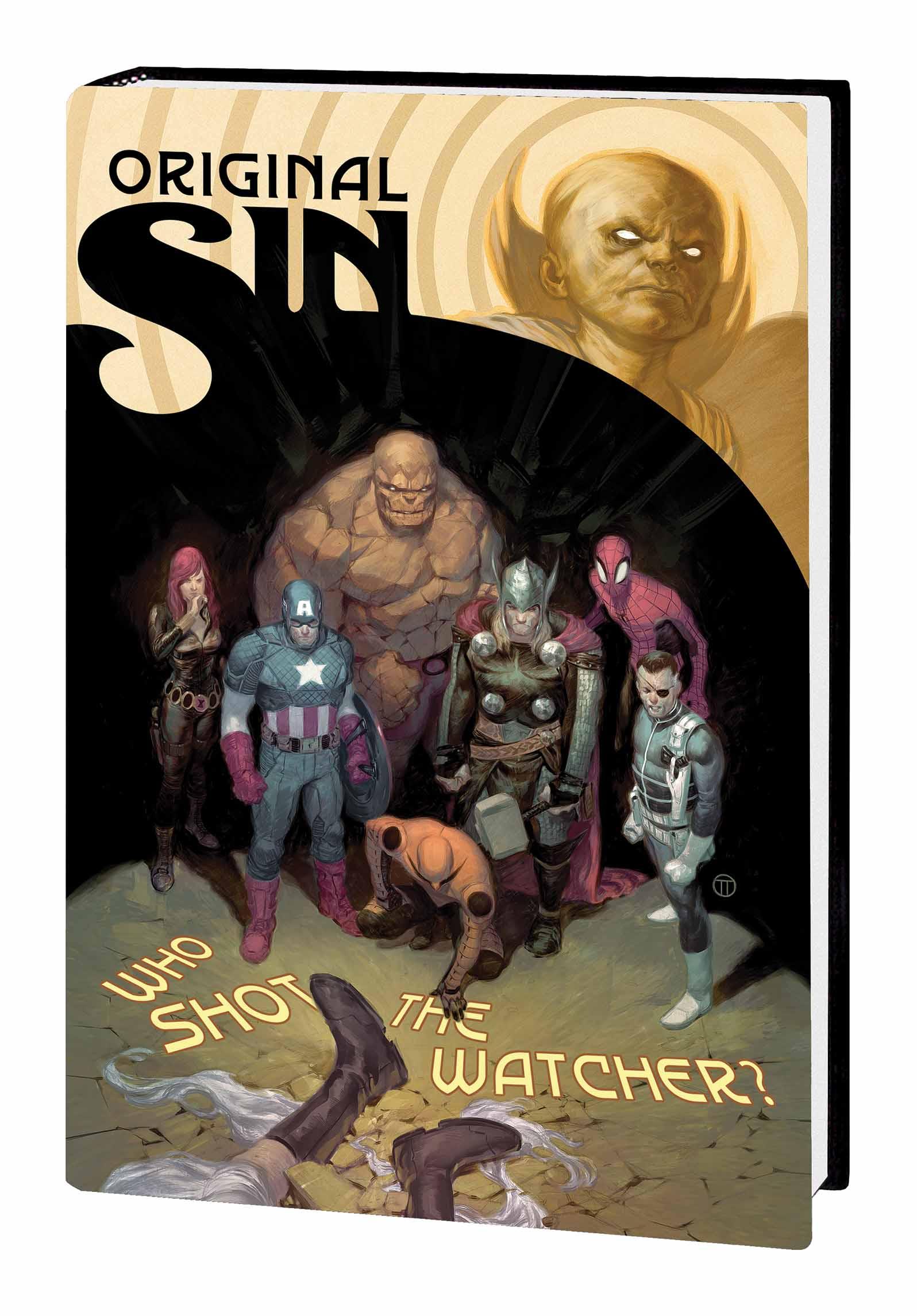 Original Sin (Hardcover)