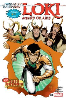 Loki: Agent of Asgard (2014) #8