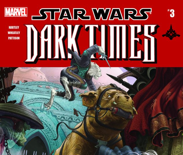 Star Wars: Dark Times (2006) #3