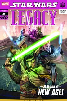 Star Wars: Legacy (2006) #26