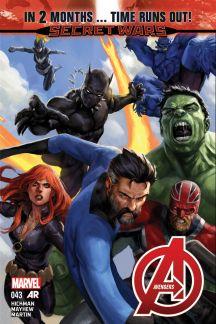 Avengers (2012) #43