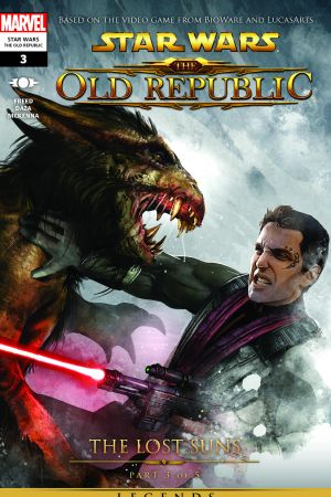 Star Wars: The Old Republic - The Lost Suns #3
