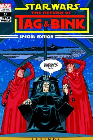 Star Wars: Tag & Bink Ii #1
