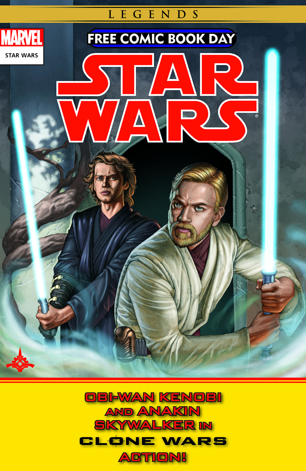 Free Comic Book Day: Star Wars (2005) #1