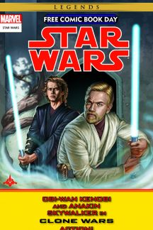 Free Comic Book Day: Star Wars #1
